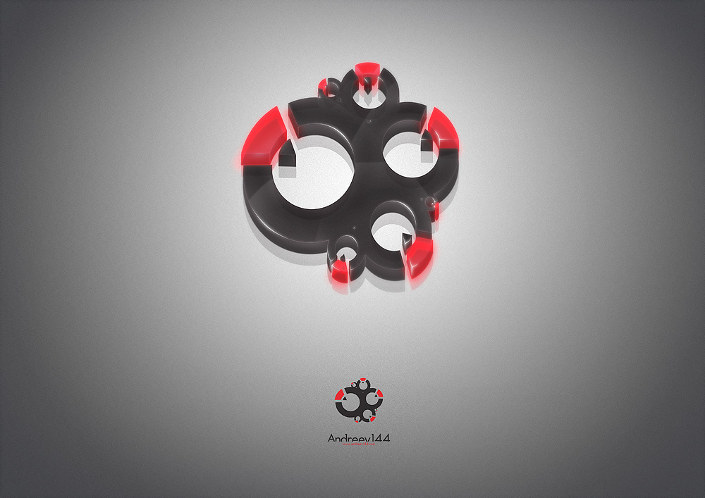 Andreev144 logo by andreev