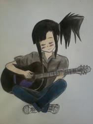 Setsuna guitarist !=] by Jul16