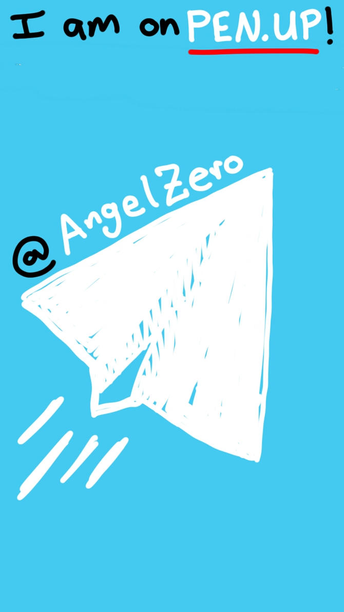 AngelZero on PEN.UP! by 4N63L-Z3R0