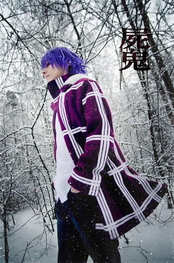 Shiki :: Natsuno Yuuki cosplay pt. 1 by UselessDevice