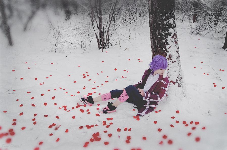 Shiki :: Natsuno Yuuki cosplay pt. 8 by UselessDevice