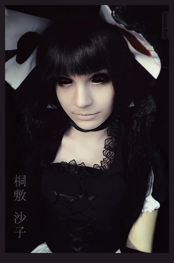 Shiki :: Sunako Kirishiki cosplay pt.4 by UselessDevice