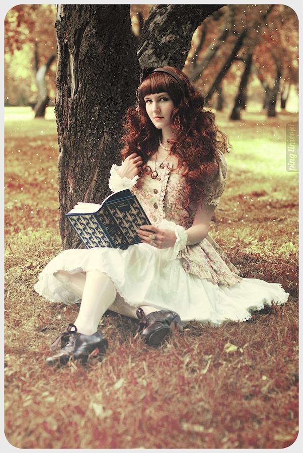 Classic Lolita :: Tasha by UselessDevice