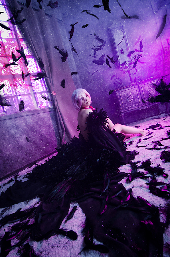Guilty Crown :: Yuzuriha Inori, Euterpe by UselessDevice