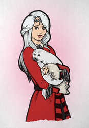 Commission: Sibylla Everlight