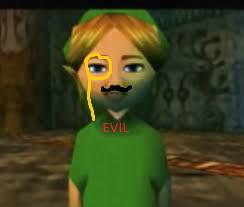 Evil Ben by d3epsilonx2