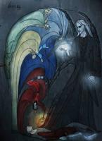 Nightfall by Gwailome