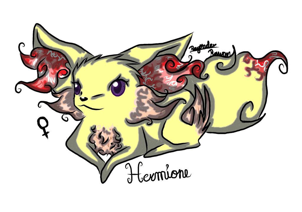 Hermione the Fennekin