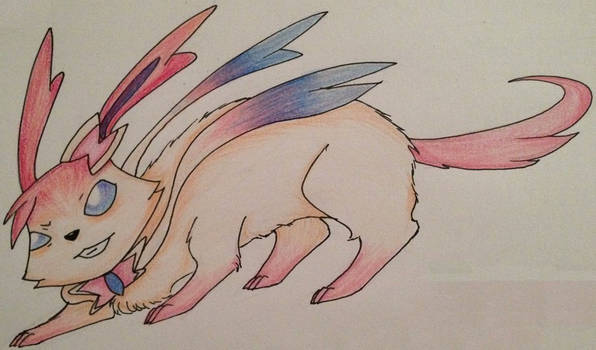 Mission Statement Two: Sylveon