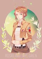 Garrison Rose by sheryu