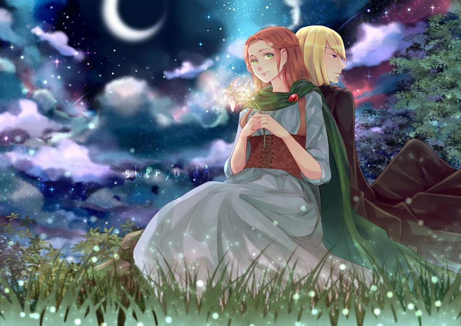 Reconciliation by sheryu