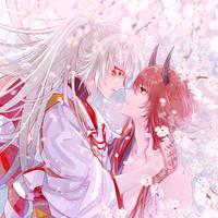 Comm : Blooming Season by sheryu