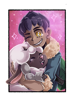 Hop and Wooloo