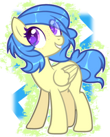 Gift for Cute and Sweet by PaintPalet35