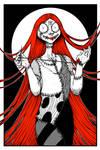 Sally the Rag Doll