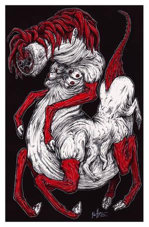 Centaur by skellington1