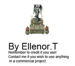 Godess Statue By Ellenor
