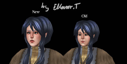 Face Update Siv Model by missan1990