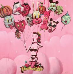 The pink Panter by magicomora