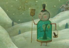 winter by magicomora