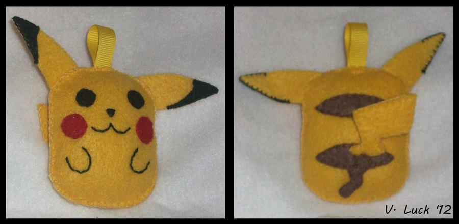 Pikachu Charm by beanchan