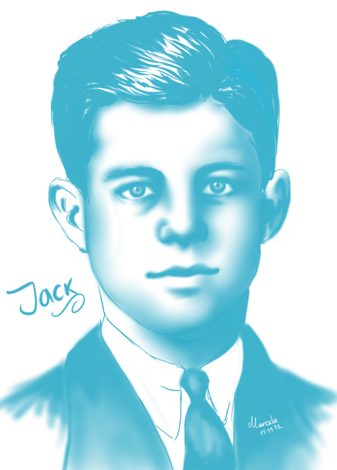 Young Jack by Tsuki-Yue