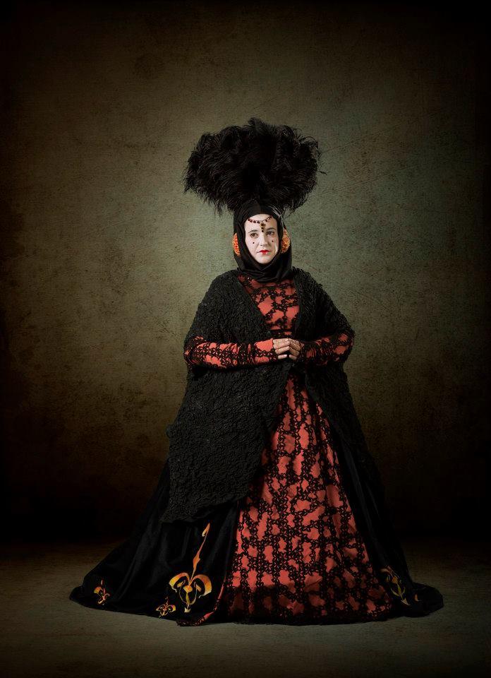 Queen amidala star wars by mimameborde on deviantart - Princesse amidala star wars ...