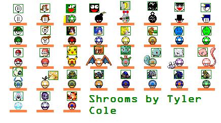 Random Pokemon Rooms Esp