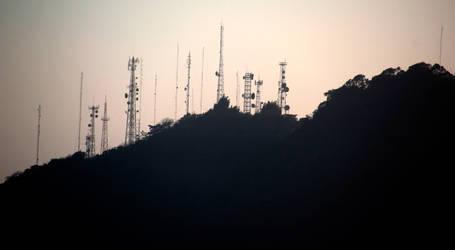 Cerro de las Antenas...