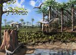 Cretaceous Argentina