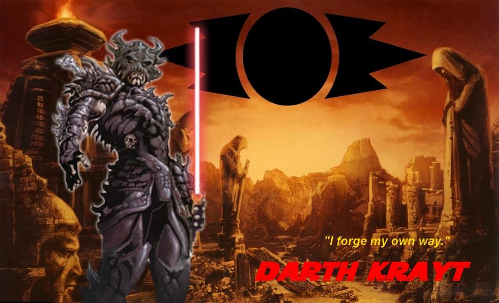 Dark Side Background 08: Darth Krayt by DarthVaderXSnips ...