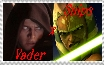 Darth Vader x Snips/Ahsoka Stamp by DarthVaderXSnips