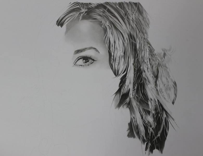 WIP Demi Lovato by MAUZIS