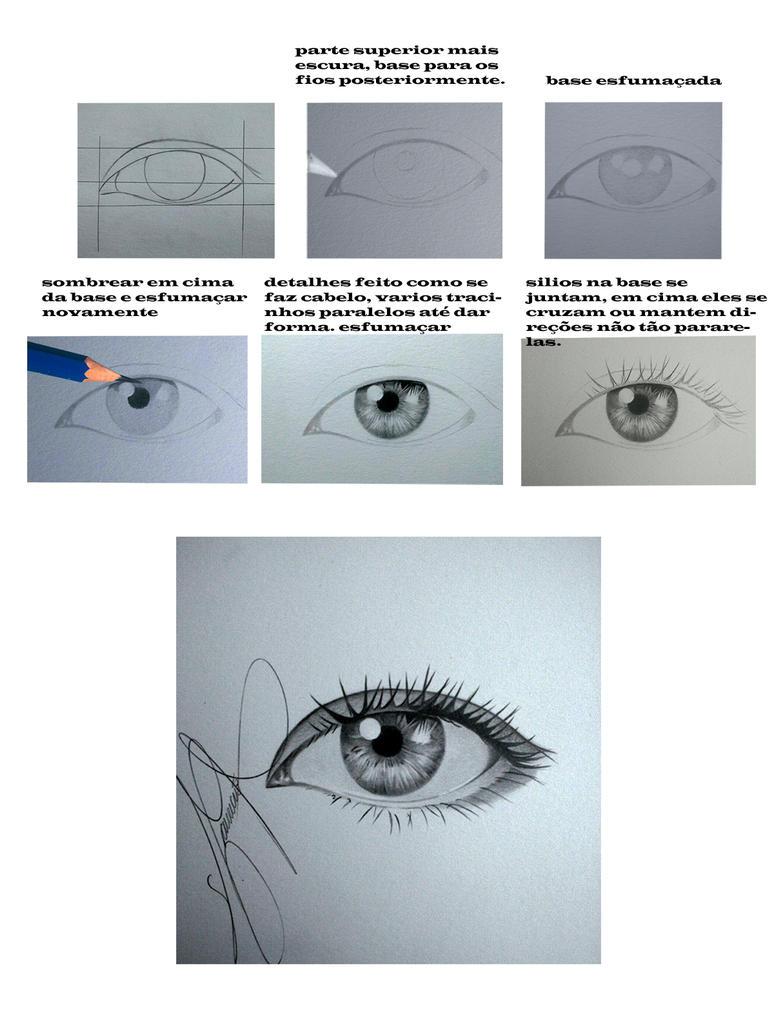 tutorial - eyes by MAUZIS