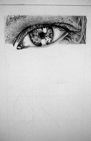 FACE - WIP by MAUZIS