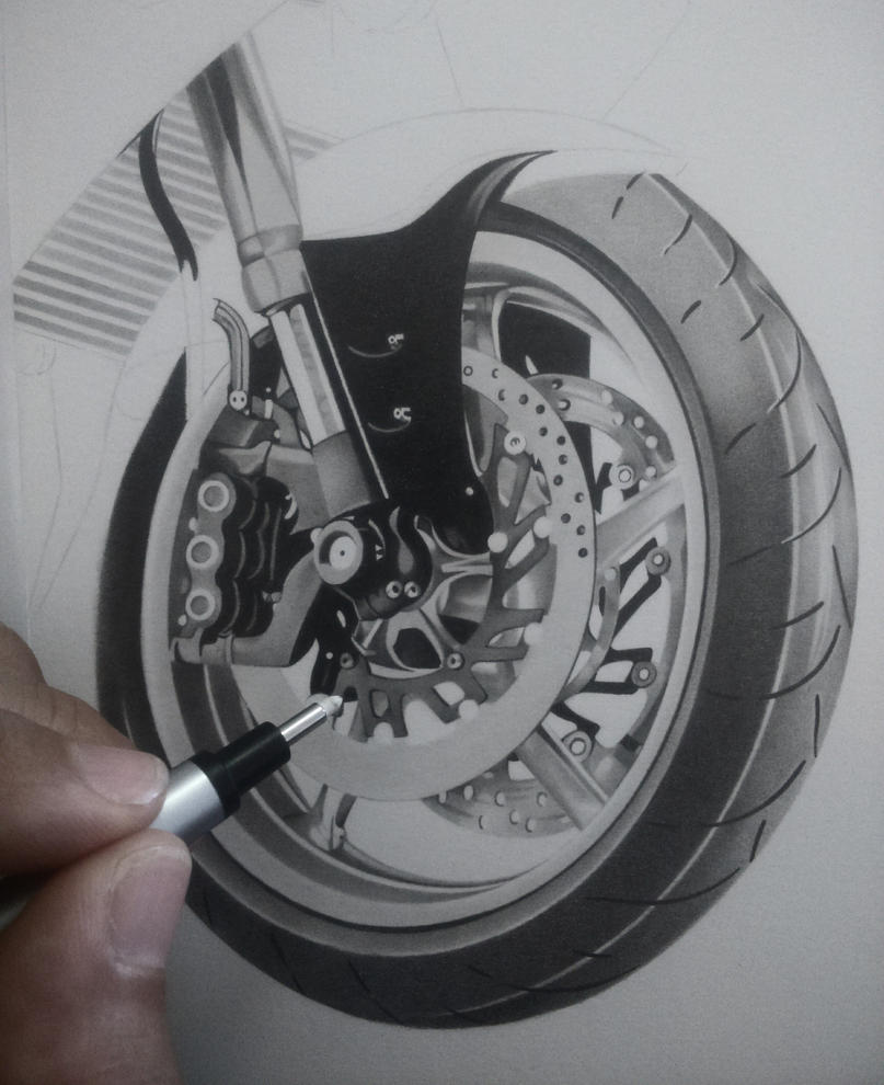 MOTORCYCLE - wip by MAUZIS