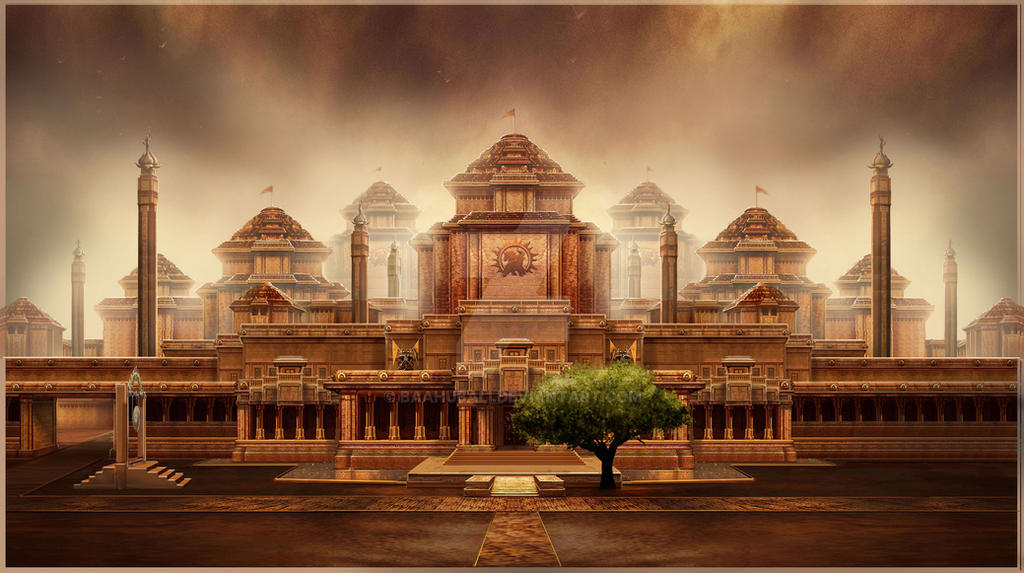 Hd wallpaper of bahubali 2 - Queens Palace By Baahubali On Deviantart