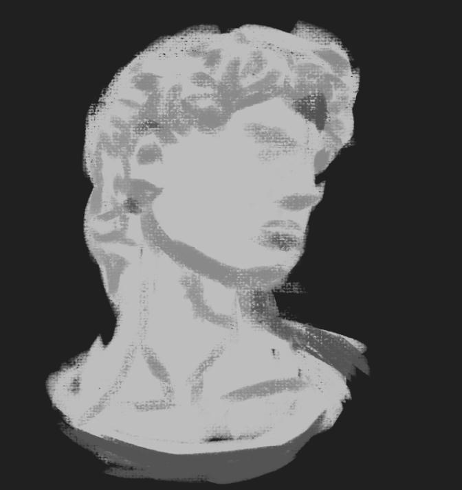 Art Study 1 by toontownloony