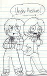 Chucky and Jigsaw sing