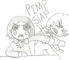 PIMP SLAP by That-Love-Voodoo