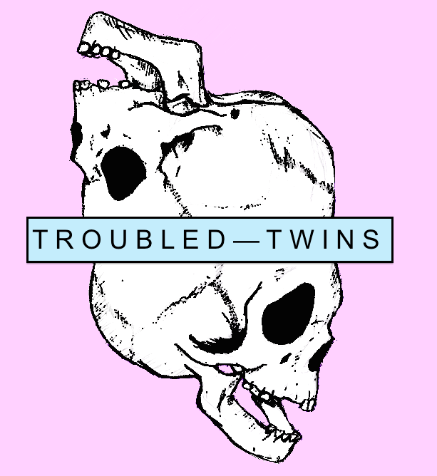 TROUBLED TWINS by That-Love-Voodoo
