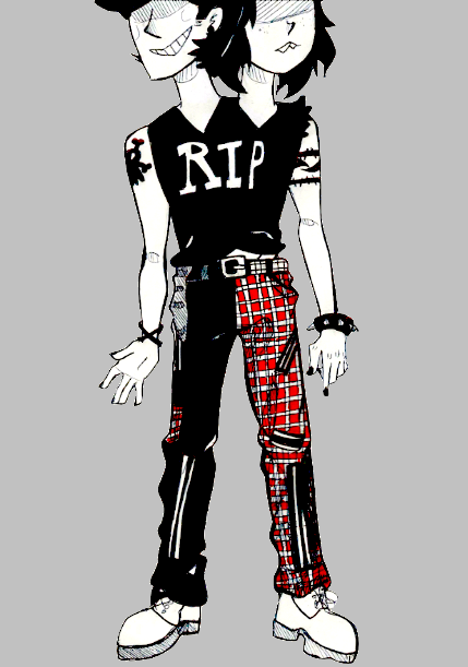 outfit idea by That-Love-Voodoo