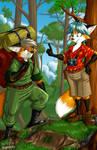 Fox Explorers
