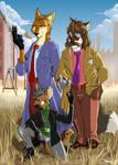 Trio of Detectives