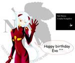 Happy birthday by Lywen64