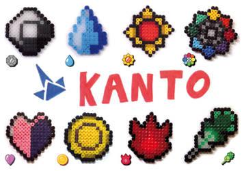 Badges Kanto