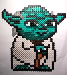 Yoda by Lywen64