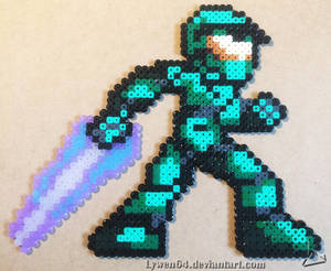 Halo Pixel Art