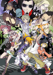 The World Ends With You 2015 by VincentStrider