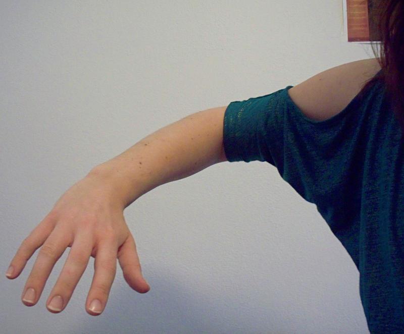 Female Right Arm Stock by ZephStock on DeviantArt